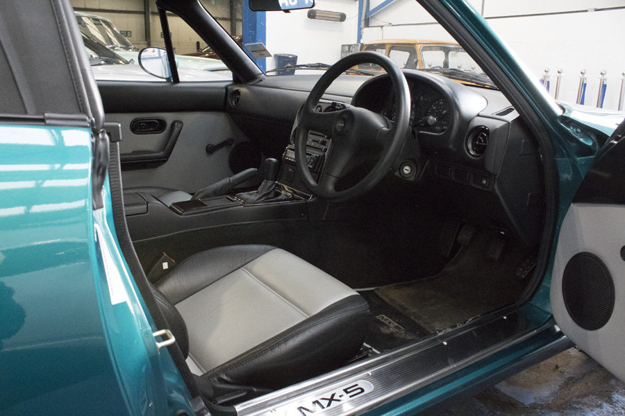 1998 Mazda MX-5 Berkeley - For Sale by Auction 23rd February SOLD by Auction (picture 3 of 6)