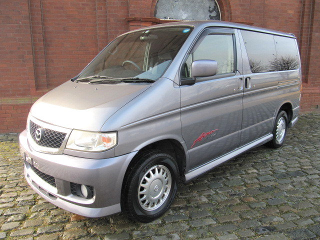 2003 MAZDA BONGO 2.0 AERO FRIENDEE AUTOMATIC * 8 SEATER CAMPER For Sale (picture 1 of 6)