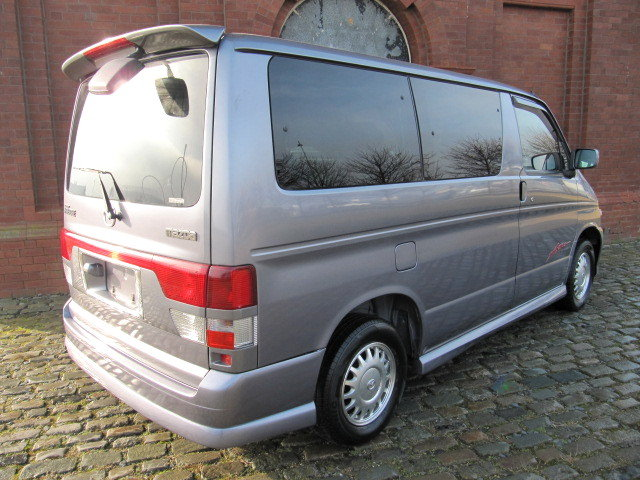 2003 MAZDA BONGO 2.0 AERO FRIENDEE AUTOMATIC * 8 SEATER CAMPER For Sale (picture 2 of 6)