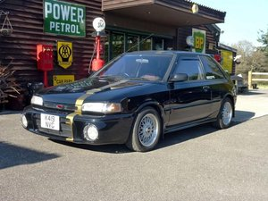 1992 Mazda Familia GTR For Sale by Auction
