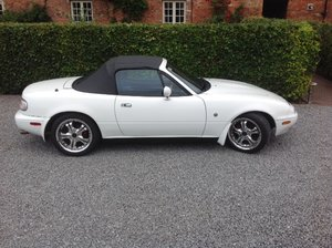 1992 Mazda Eunos 1.6 Automatic - Rust Free SOLD