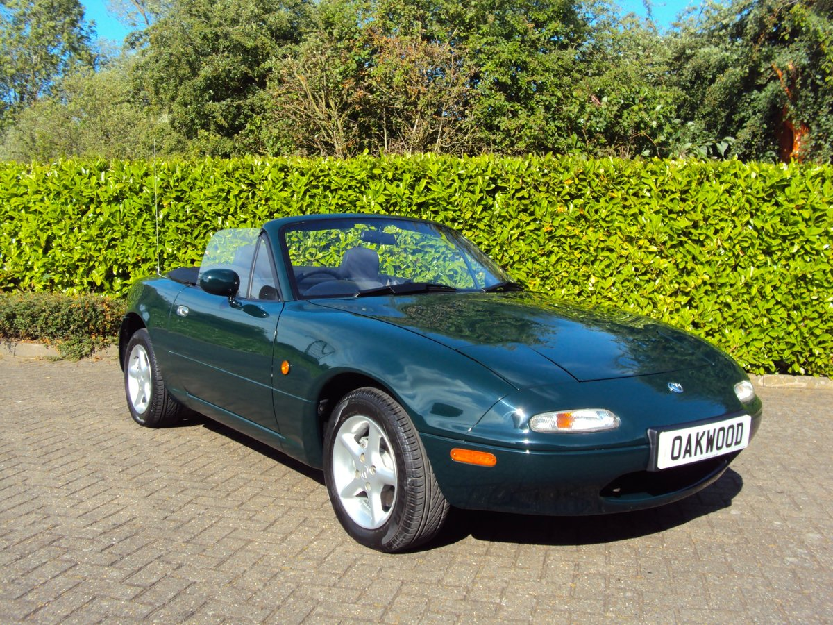1995 THE BEST MK1 MX-5 YOU WILL FIND!! *THANK YOU - NOW RESERVED* For Sale (picture 1 of 6)