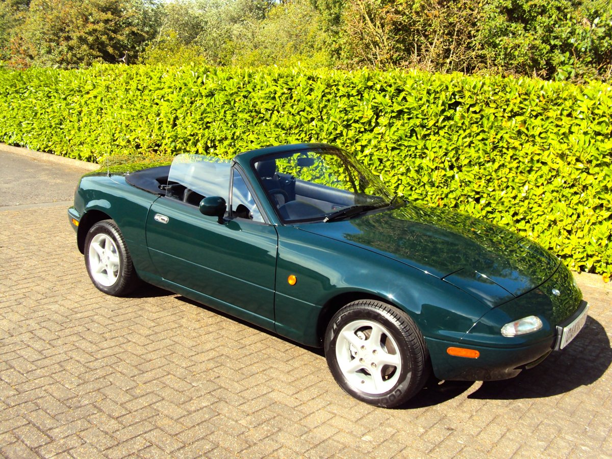 1995 THE BEST MK1 MX-5 YOU WILL FIND!! *THANK YOU - NOW RESERVED* For Sale (picture 2 of 6)