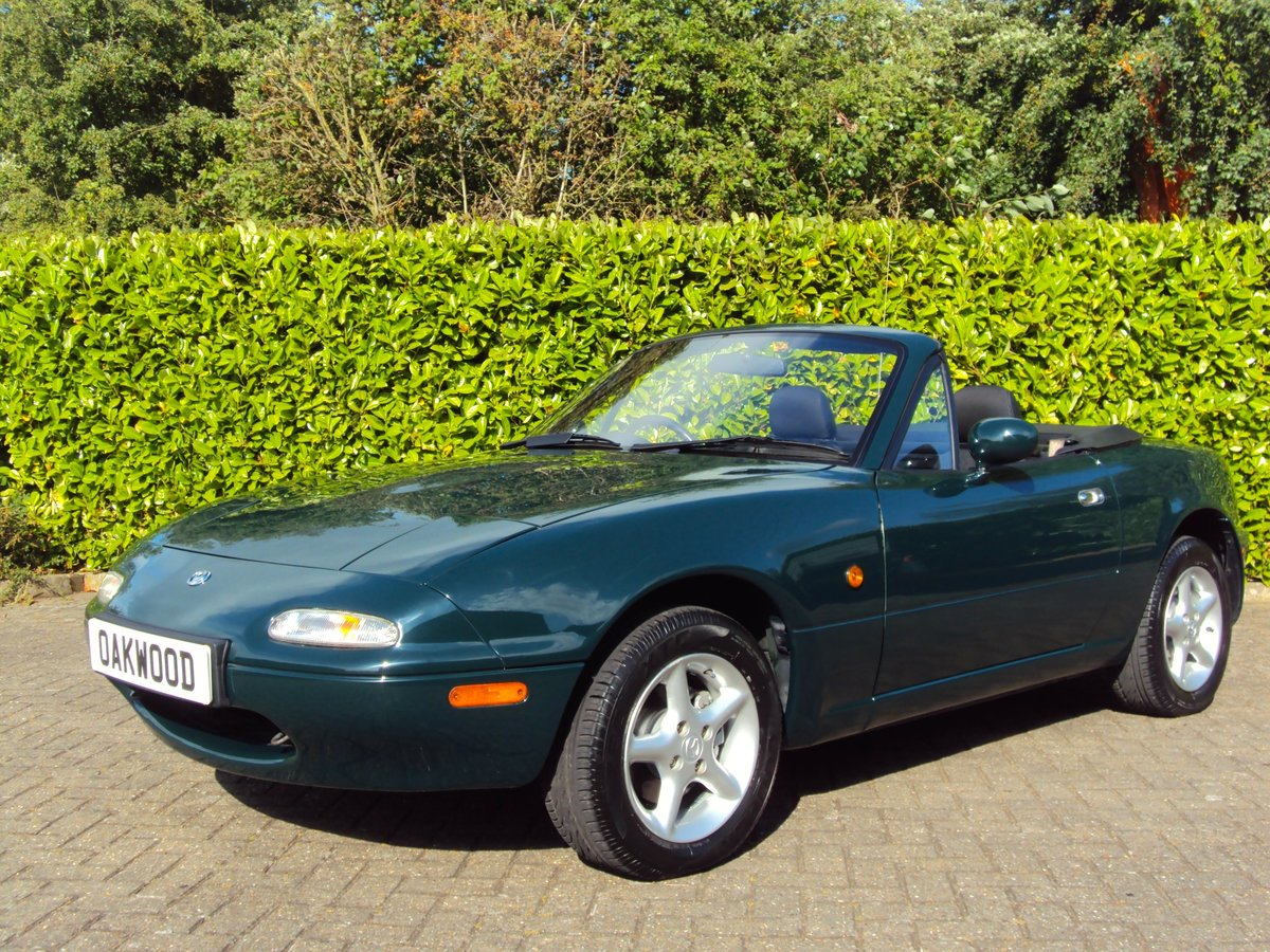 1995 THE BEST MK1 MX-5 YOU WILL FIND!! *THANK YOU - NOW RESERVED* For Sale (picture 3 of 6)