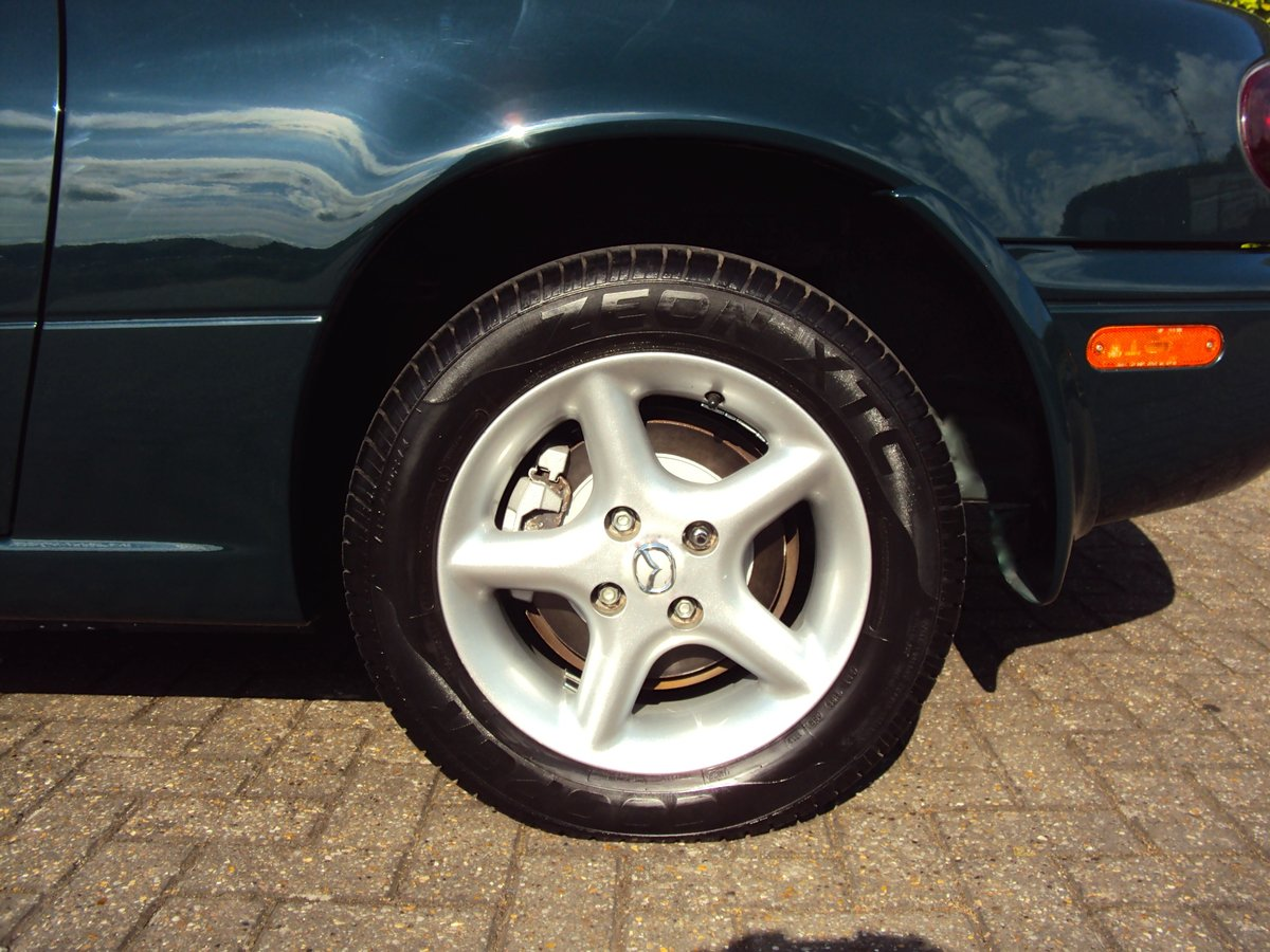 1995 THE BEST MK1 MX-5 YOU WILL FIND!! *THANK YOU - NOW RESERVED* For Sale (picture 4 of 6)