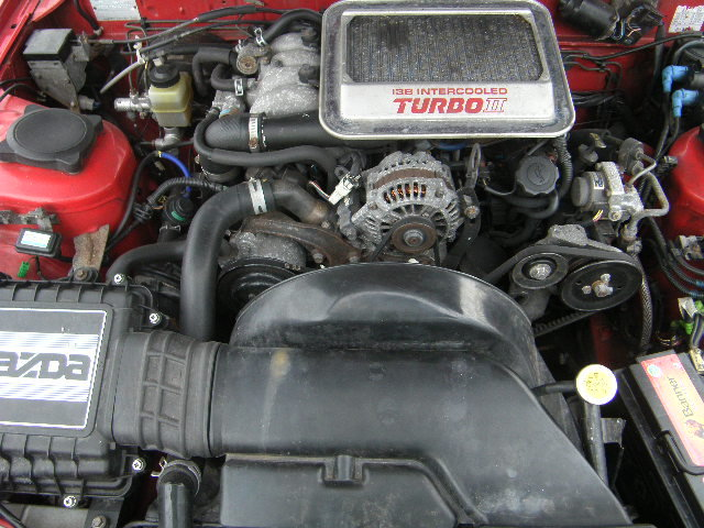 1990 RHD RX7 turbo II For Sale (picture 5 of 6)