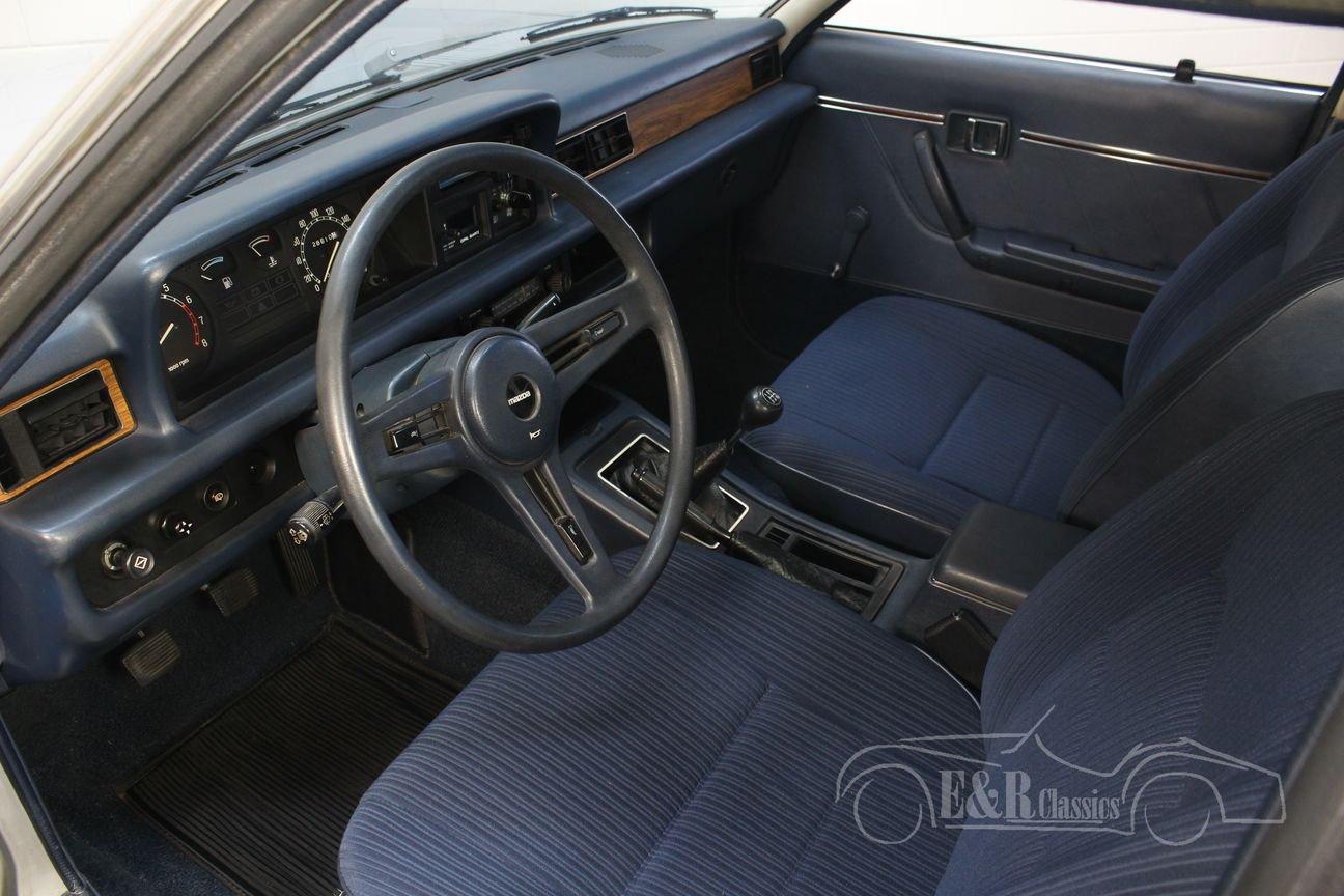 Mazda Legato hardtop 1979 28610 KM fully original For Sale (picture 3 of 6)