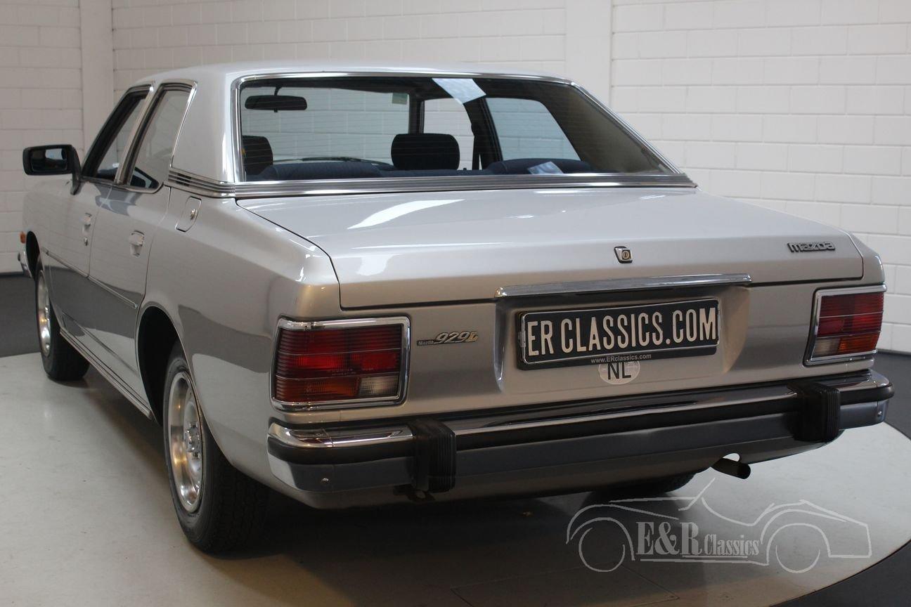 Mazda Legato hardtop 1979 28610 KM fully original For Sale (picture 5 of 6)