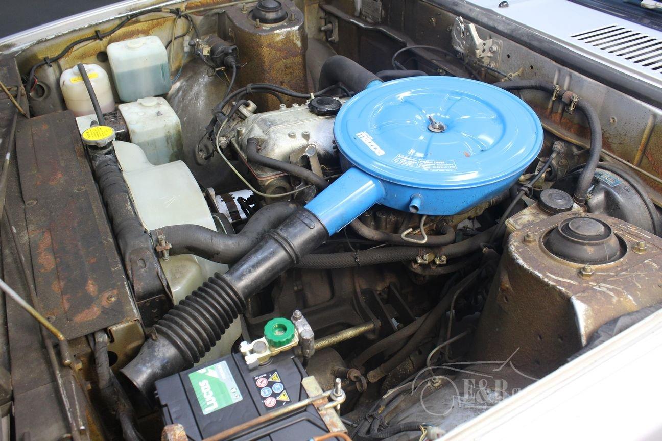 Mazda Legato hardtop 1979 28610 KM fully original For Sale (picture 6 of 6)