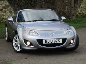 2010 Exceptional low mileage MX5 2.0 Sport. MX5 SPECIALISTS For Sale