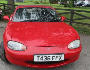 1999 Mazda MX-5 low mileage for age For Sale