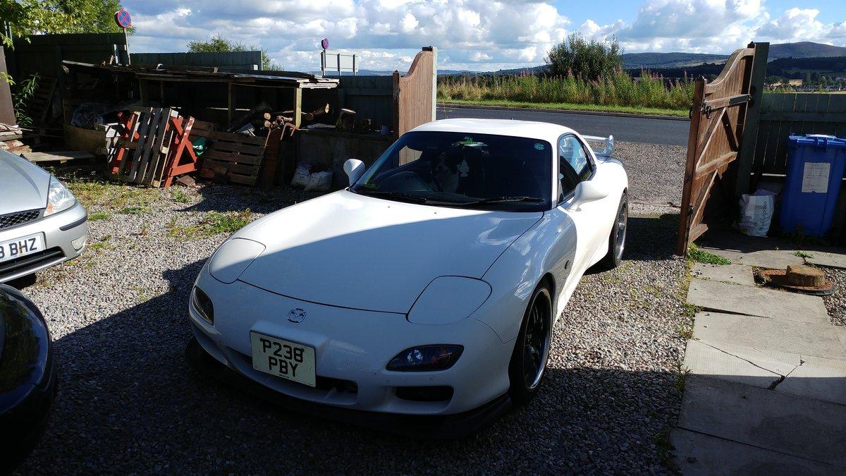 1997 Original Mazda rx-7 For Sale (picture 1 of 6)