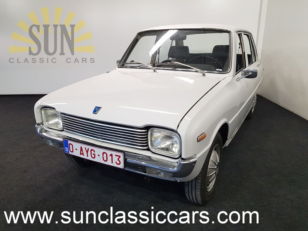 Mazda 1200 Deluxe 1969, very original 3rd owner. For Sale (picture 1 of 6)