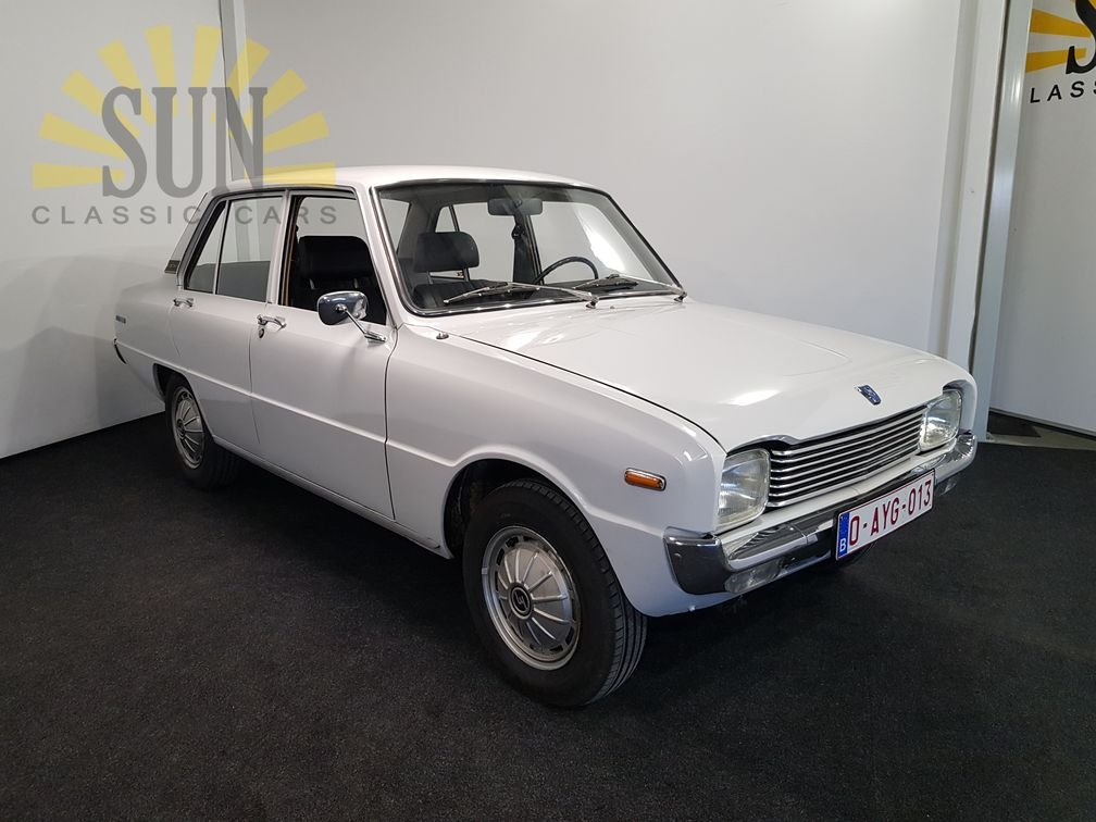 Mazda 1200 Deluxe 1969, very original 3rd owner. For Sale (picture 2 of 6)