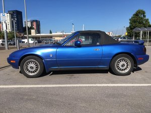1993 Mazda M-X5 Eunos 1.8 S Special in Laguna Blue For Sale