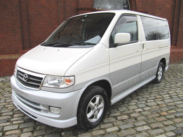 2000 MAZDA BONGO FRIENDEE 2.5 AUTOMATIC * 8 SEATER CAMPER VAN *  For Sale (picture 1 of 6)