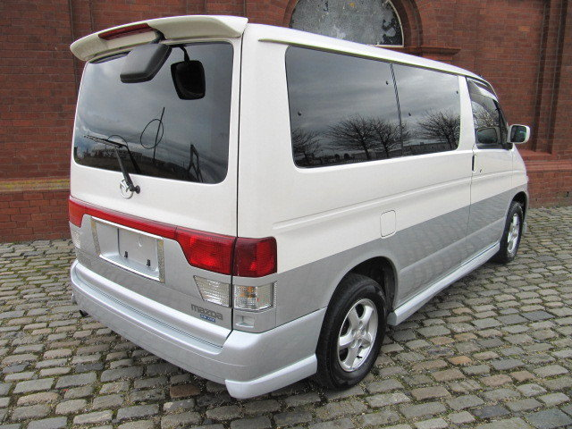 2000 MAZDA BONGO FRIENDEE 2.5 AUTOMATIC * 8 SEATER CAMPER VAN *  For Sale (picture 2 of 6)