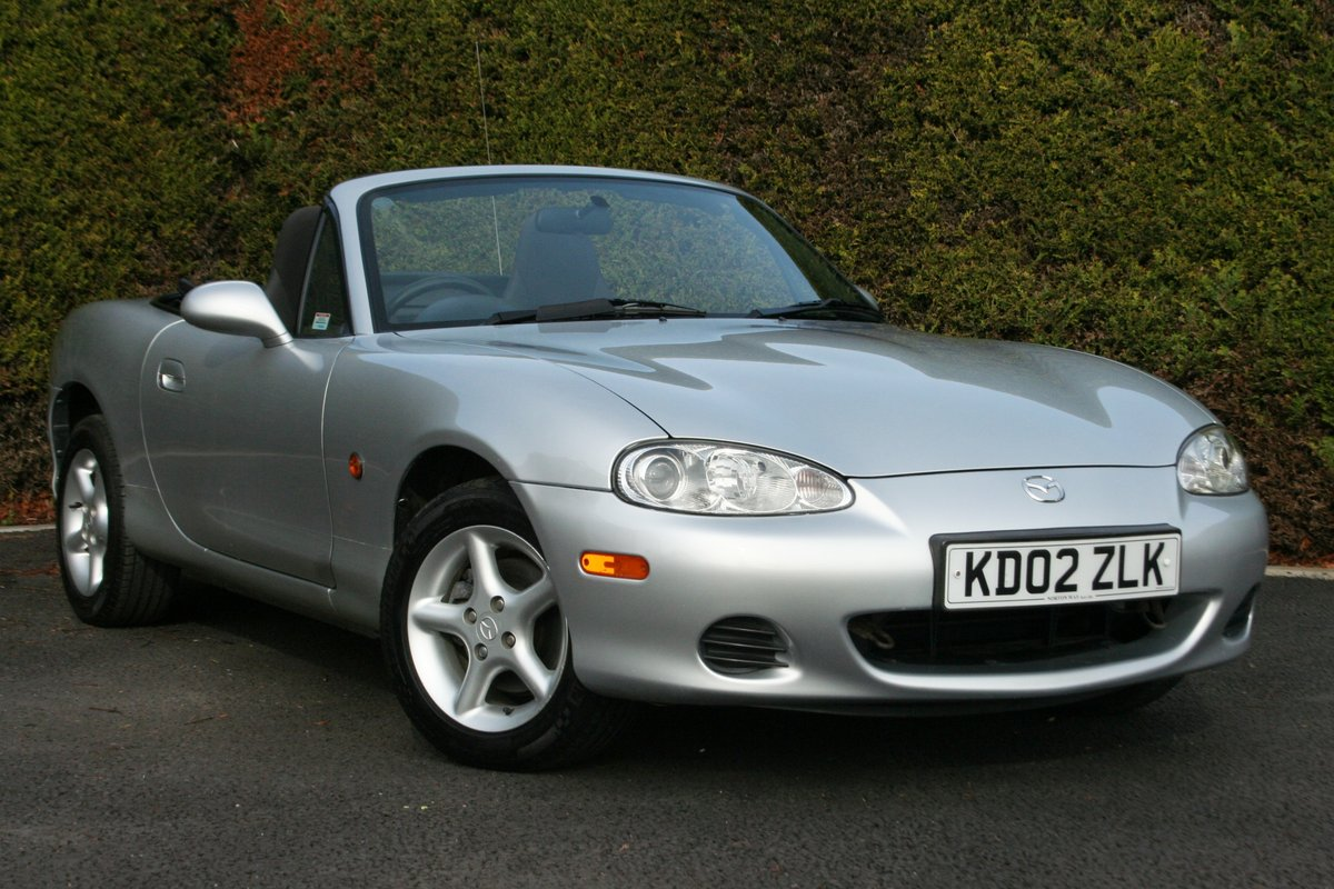 Mazda MX-5 1.8i - Superb Throughout SOLD (picture 1 of 6)