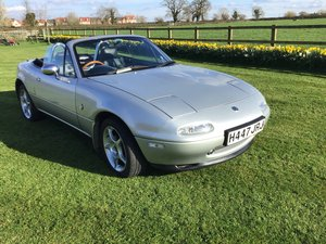 1990 MX5 EUNOS rust free two mature owners last 18years