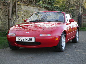Exceptional low mileage MX5 MK1. MX5 SPECIALISTS For Sale