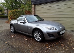 2009 Mazda MX-5 1.8 SE Roadster, Hard Top For Sale