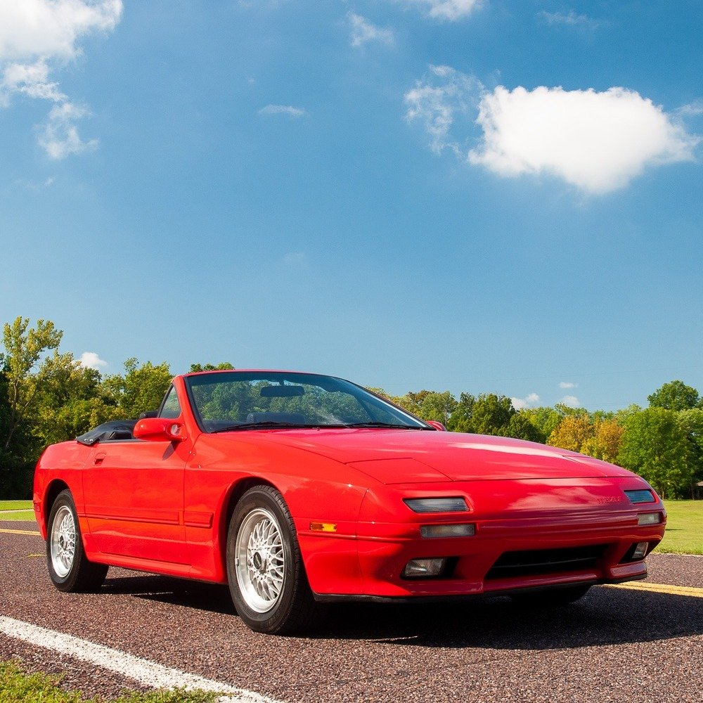 1989 Mazda RX-7 Convertible =Manual 22k miles Zoom $17.9k For Sale (picture 3 of 5)