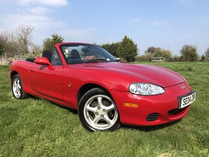 2004 /04 Mazda MX5 1.6 Convertible with ONLY 63,000 Miles!
