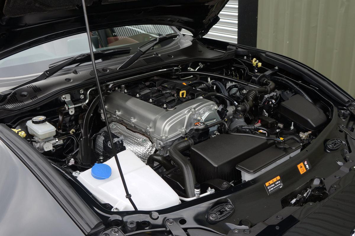 2018 Mazda MX5 2.0 RF Sport Nav Skyactiv, 3,700 miles, High Spec For Sale (picture 6 of 6)