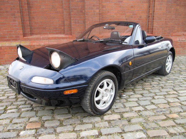 1995 MAZDA MX5 G-LIMITED SPECIAL EDITION 1 OF 1500 * EUNOS  For Sale (picture 1 of 6)