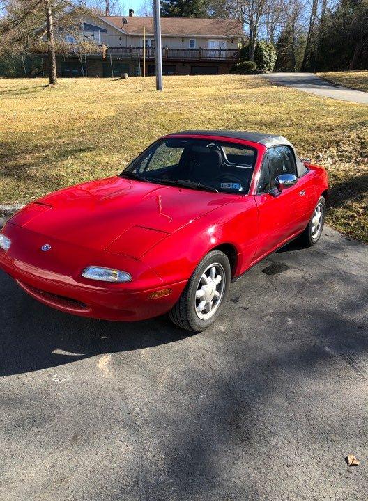 1991 Mazda MX-5 Miata (Shavertown, Pa) $9,999 obo For Sale (picture 1 of 6)