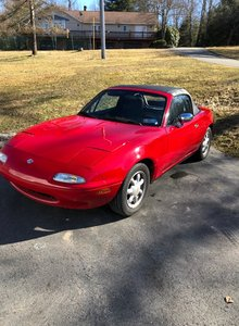 1991 Mazda MX-5 Miata (Shavertown, Pa) $9,999 obo