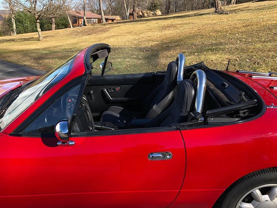 1991 Mazda MX-5 Miata (Shavertown, Pa) $9,999 obo For Sale (picture 3 of 6)