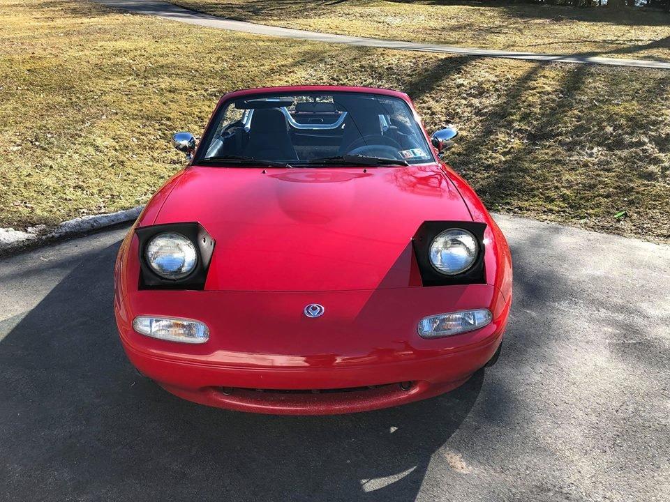 1991 Mazda MX-5 Miata (Shavertown, Pa) $9,999 obo For Sale (picture 5 of 6)