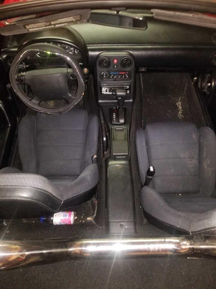 1991 Mazda MX-5 Miata (Shavertown, Pa) $9,999 obo For Sale (picture 6 of 6)