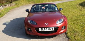 2013 Mazda mx5 sport graphite For Sale