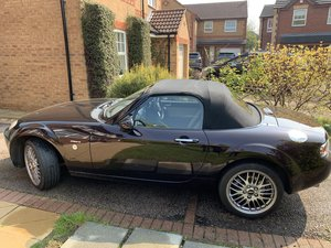 2007 Mazda MX5 Z Sport For Sale