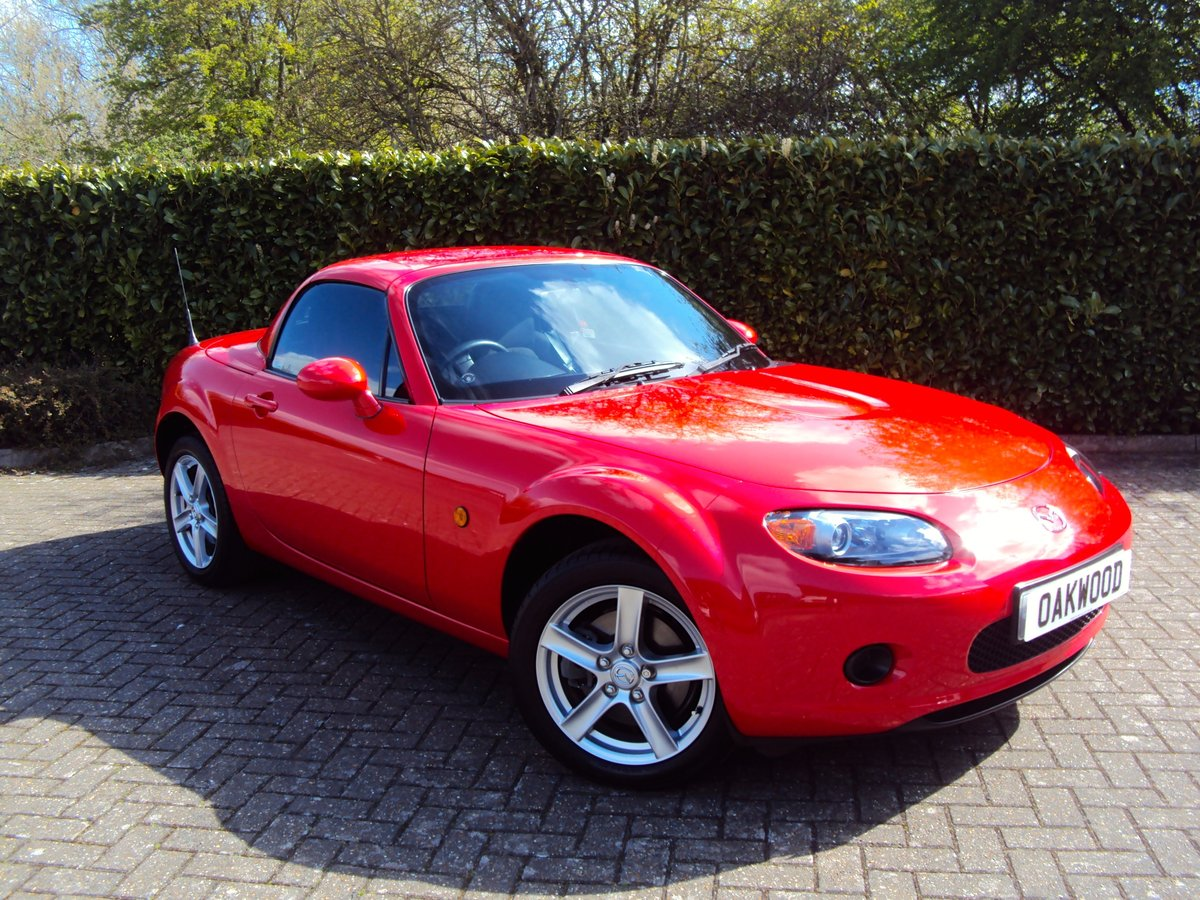 2007 THE PERFECT MX-5??? FOLDING HARDTOP UNDER 13K MILES FMDSH!! For Sale (picture 2 of 6)