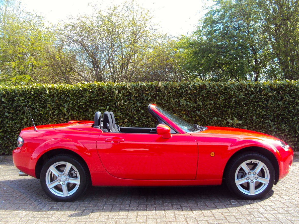 2007 THE PERFECT MX-5??? FOLDING HARDTOP UNDER 13K MILES FMDSH!! For Sale (picture 3 of 6)