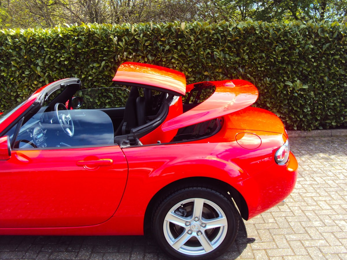 2007 THE PERFECT MX-5??? FOLDING HARDTOP UNDER 13K MILES FMDSH!! For Sale (picture 4 of 6)