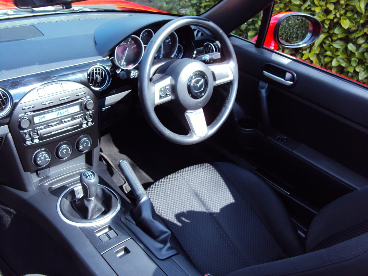 2007 THE PERFECT MX-5??? FOLDING HARDTOP UNDER 13K MILES FMDSH!! For Sale (picture 5 of 6)