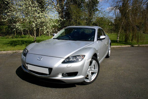 2004 MAZDA RX8 231BHP VERSION ONLY 35000 MILES For Sale