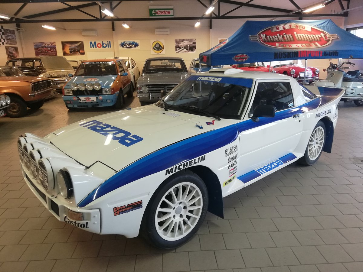 MAZDA RX 7 Track/Rally car SOLD (picture 1 of 6)
