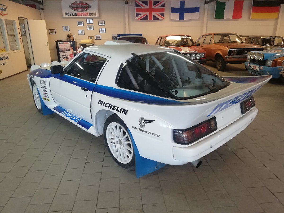MAZDA RX 7 Track/Rally car SOLD (picture 2 of 6)