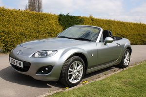 2012 MAZDA MX-5 1.8 SE, 18,000 MILES , 1 OWNER FROM NEW For Sale