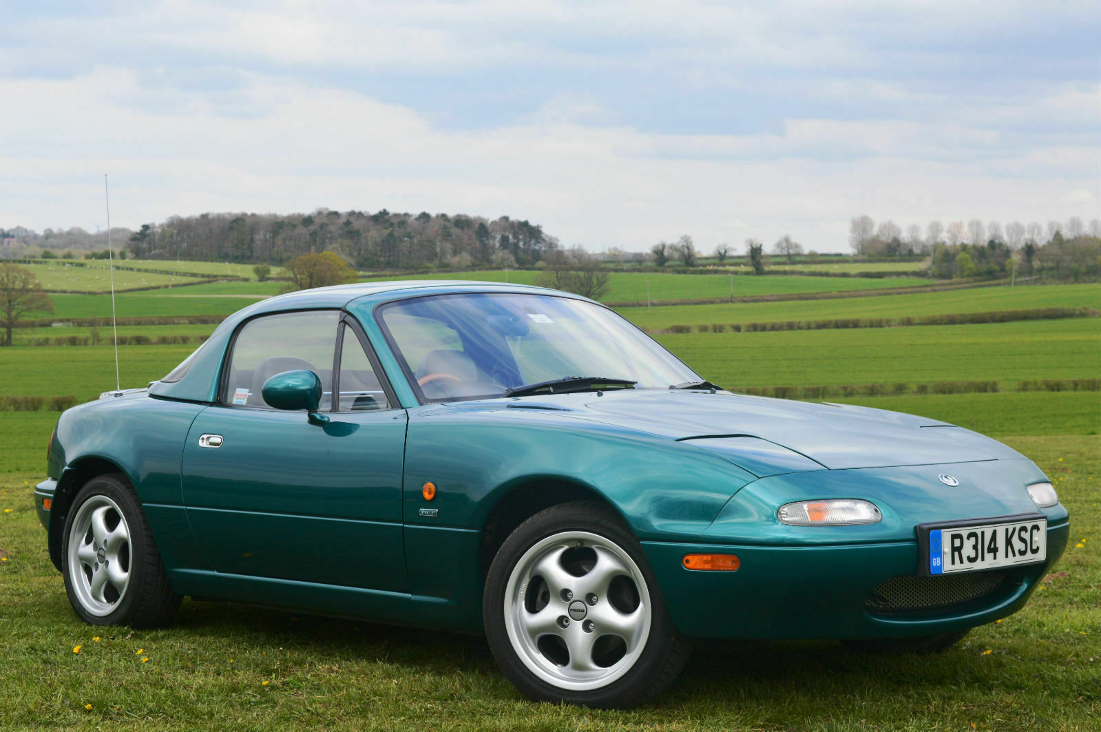 1998/R Mazda MX-5 Berkeley Limited Edition 1.8i Manual MK1  SOLD (picture 4 of 6)