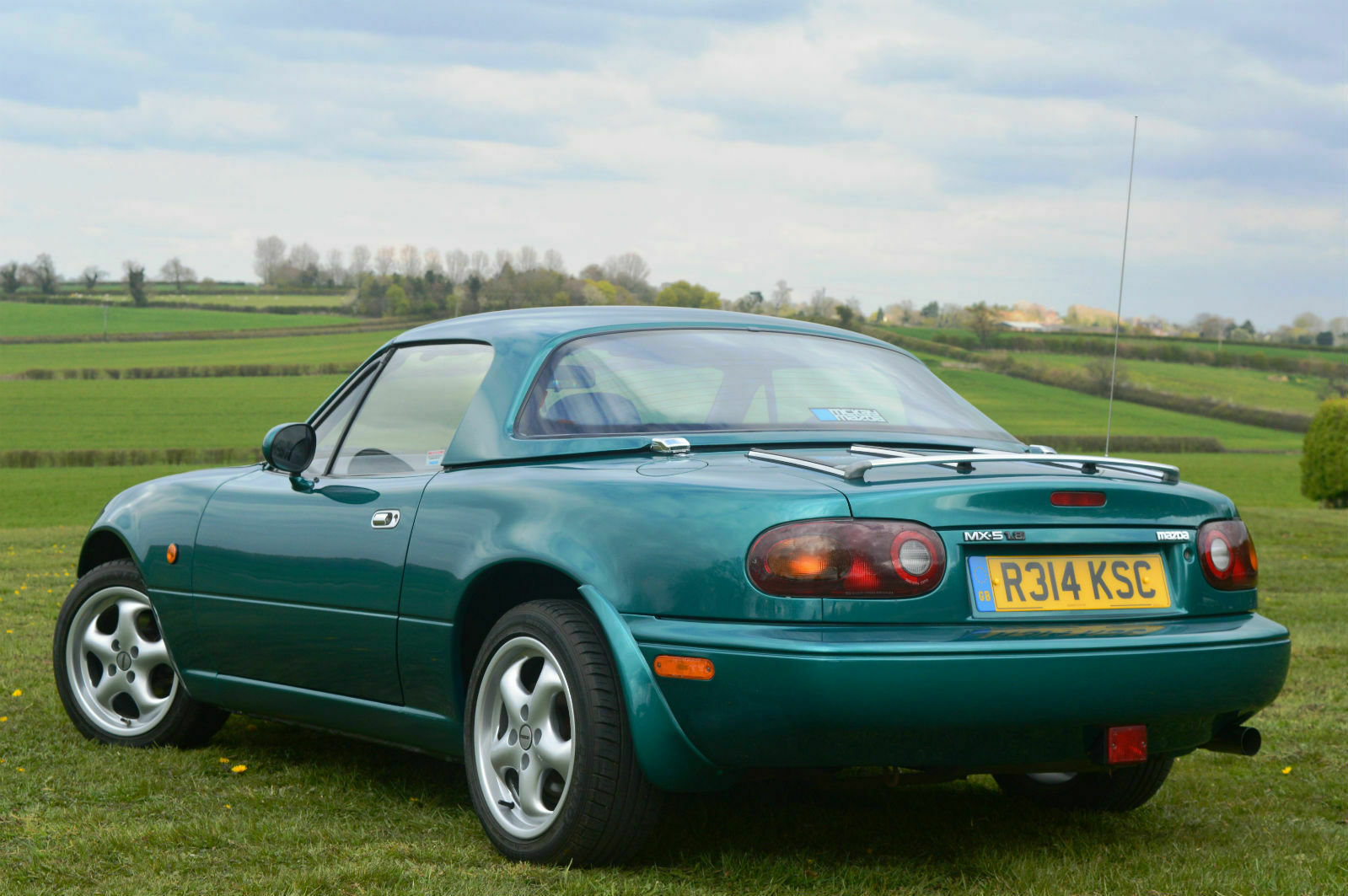 1998/R Mazda MX-5 Berkeley Limited Edition 1.8i Manual MK1  SOLD (picture 5 of 6)