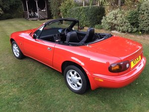 1992 Low mileage, original UK MX5 - must be seen For Sale