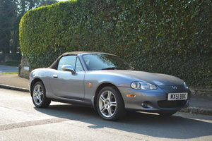 2004 Mazda MX5 MkII BBR For Sale by Auction