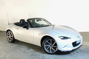 2016 Mazda MX5 Sport Recaro. British classic reimagined! SOLD