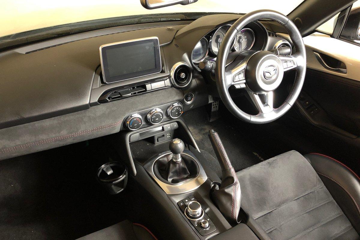 2016 Mazda MX5 Sport Recaro. British classic reimagined! SOLD (picture 5 of 6)